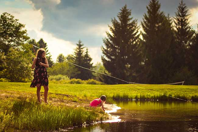 Free Fishing Days 2019 – National Fishing and Boating Weekend