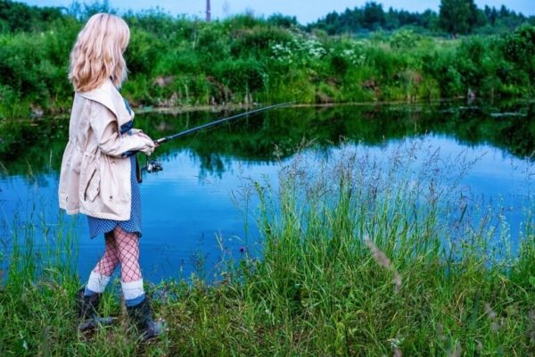 Pond Fishing Tips: How to fish a Pond