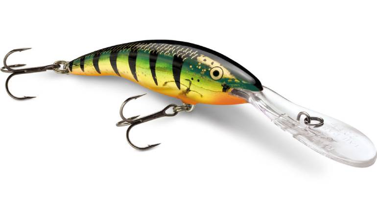 Rapala Diving Minnow Surface Lure