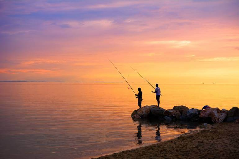Using a fishing calender can help find the best times to fish