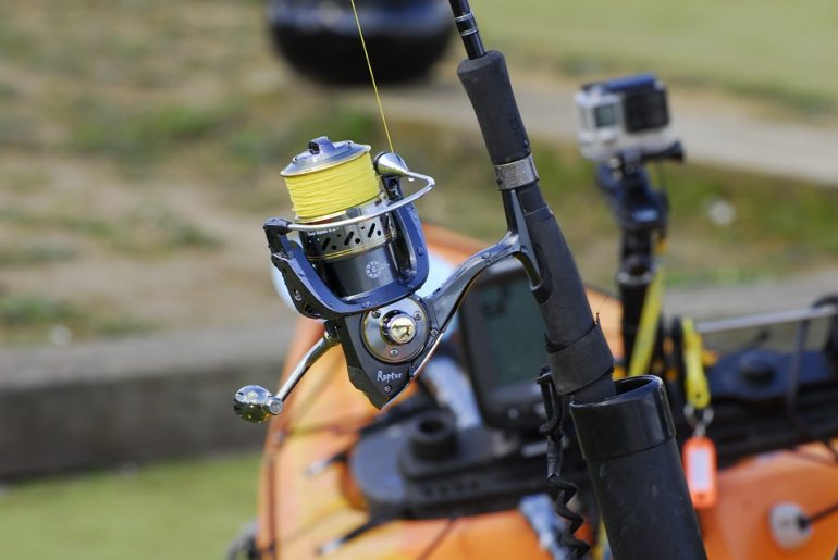 How To Spool A Spinning Reel and a Baitcasting Reel