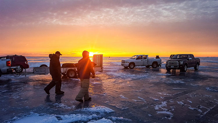 The Top 7 Lakes for Ice Fishing in Minnesota